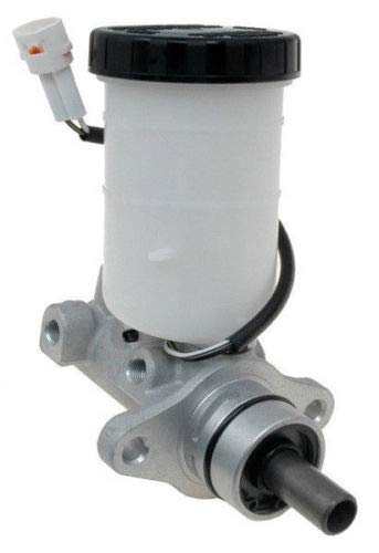 Brake Master Cylinder for 1999-2004 GM TRACKER w/2.0 Eng.without ABS (91174778), 1999-2004 Suzuki Vitara w/2.0 Eng. without ABS (5110067D10) (not for 1.6L) M630167 MC390546 without ABS with bleeder pl