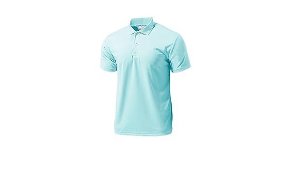 Wundou P335?S - Polo Deportivo para Hombre, Color Azul: Amazon.es ...