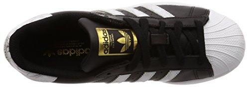 Nero 000 Fitness Superstar Scarpe Uomo adidas Negro da 16W7Xdn