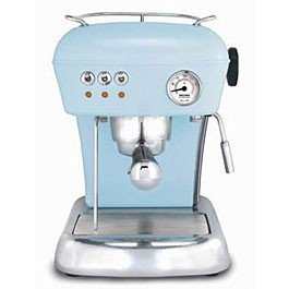 ascaso Cafetera expreso Dream MF en diferentes colores kid blue: Amazon.es: Hogar
