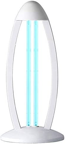Swisswell 220V Ultraviolet Ozone Disinfection lamp 31-40W Antibacterial Rate 99/% Removal of Odor Ultraviolet germicidal lamp Ozone(Send Free Remote Control) Class A Energy