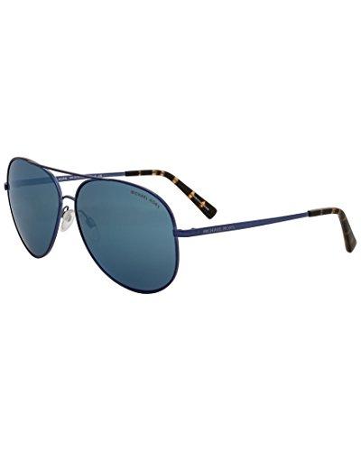 Michael Kors Women's Kendall MK5016 60mm Navy/Dark Blue Mirror/Blue - Kendall Sunglasses