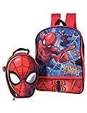 Best Marvel Mens Lunch Boxes - Marvel Spiderman Backpack Combo Set - Marvels Spiderman Review