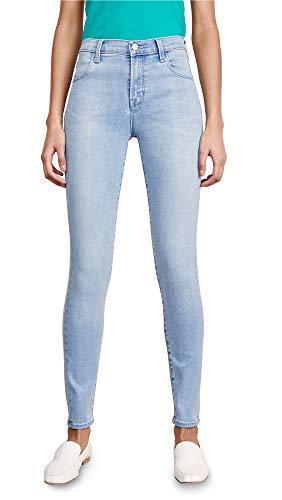 e4e53e0c7da61 J Brand Women's Maria High Rise Skinny Jeans, Verity, Blue, ...