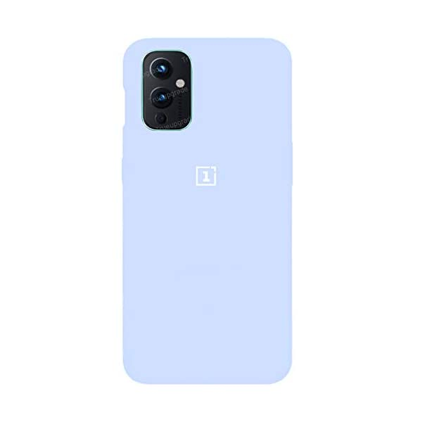 TRUEUPGRADE Liquid Silicone Protective Back Case Cover with Inner Microfiber Cloth Designed for OnePlus 9 (Mint Green) 2021 July SILKY-SMOOTH – Soft texture with a grippy matte finish for comfort & protection for OnePlus 9 Case. SLIM & SECURE – Thin & light to protect your Oneplus 9 Case/ Oneplus 9 Cover without added bulk. Shockproof: Upgraded 2.5 mm thick protective case (Normal just 1.8 mm) and inner reinforced soft microfiber lining, can effectively protect your phone from scratches, shocks and bumps.