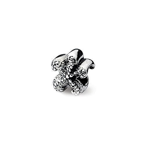 925 Sterling Silver Charm For Bracelet Starfish Bead Animal Beach Fine Jewelry Gifts For Women For Her