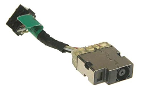 New AC DC Power Jack Plug Socket Cable Harness for HP ...