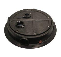 The Original Radon/Sump Dome by SumpPumpSupplies