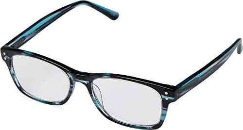 Corinne McCormack Women's Edie Reading Glasses Teal +2.00 ()