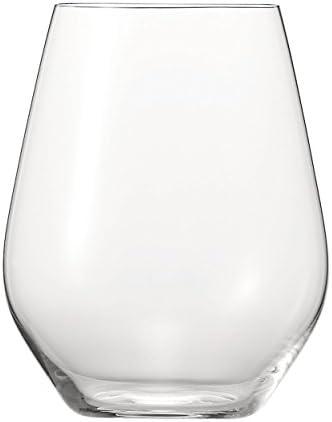 Spiegelau Authentis Casual Rojo Vino, Juego de 12, copa de vino, vino tinto, vino blanco cristal, vino, cristal, cristal, 460ml, 4808001