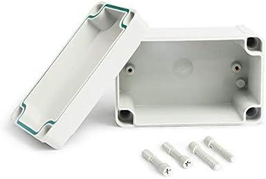 Caja de plástico resistente al agua Caja de instrumentos para ...