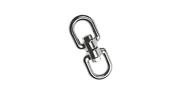 """5//8/"""" Anchor Swivel Eye and Jaw Marine Grade Stainless Steel 316 16mm"""
