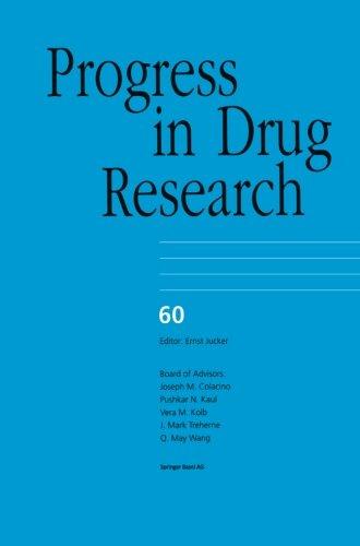 Progress in Drug Research (Volume 60)