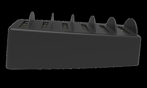 Price comparison product image Socket Mobile DuraCase 6 Multi Bay Charger for 800 Series Scanners