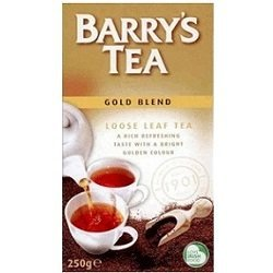 Barrys Gold Blend Loose Tea 8.8 oz Pack of (Barrys Gold Blend Tea)