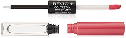 (Revlon ColorStay Overtime Lipcolor, For Keeps Pink)