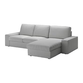Amazon.com: Ikea Sectional, 3-seat, Orrsta light gray ...