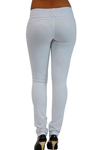 Pantalons Slim Poche des White en Le Denim Jeans lev Vosujotis 0aYFwn