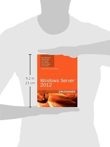 sams windows server 2012 unleashed pdf