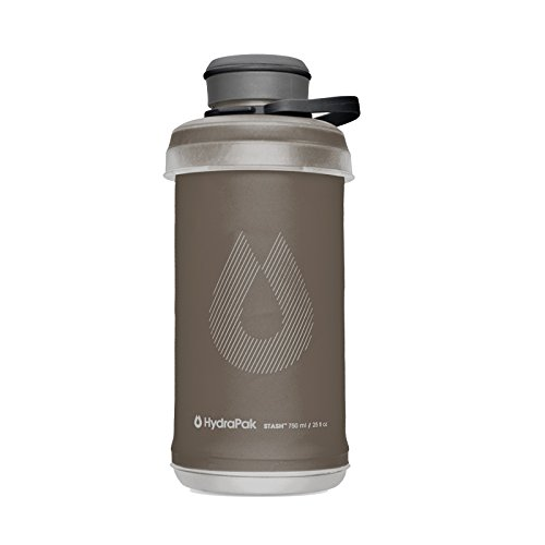 ble Water Bottle, Mammoth Grey , 750ml ()