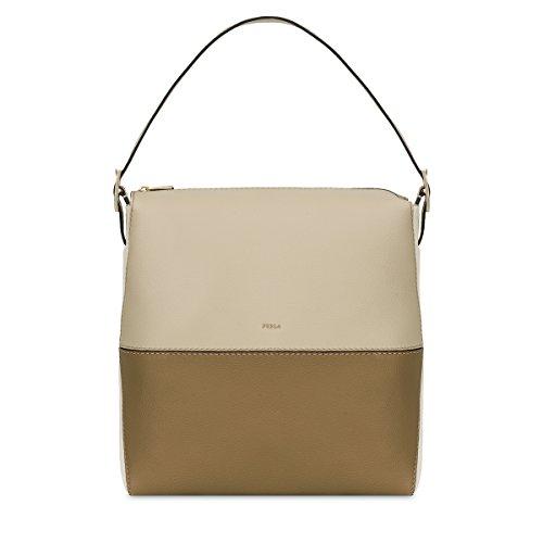 Furla Dori shoulder bag beige