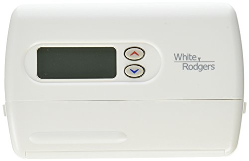 Day 2 Thermostat Programmable - Emerson 1F82-261 Heat Pump Programmable Digital Thermostat, 5-2 Day