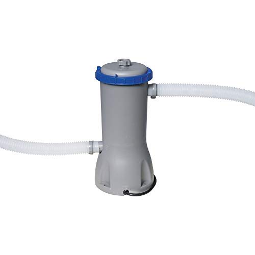 Bestway 58388E 1000 GPH Above Ground Swimming Pool Cartridge Filter Pump System