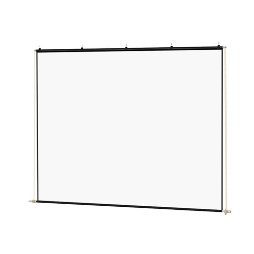 Scenic Roller Manual Screen (Scenic Roller Matte White Manual Projection Screen Viewing Area: 18' H x 24' W)