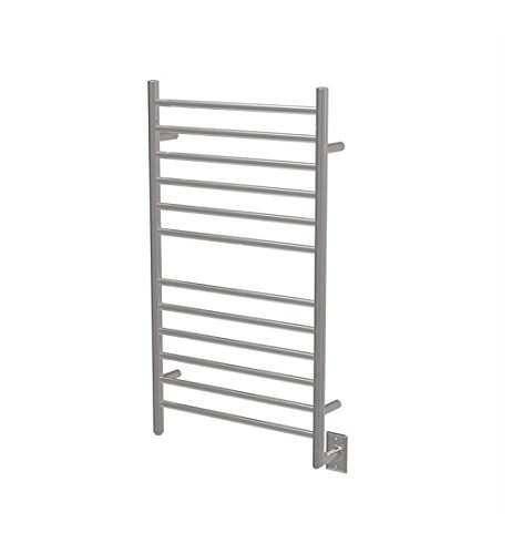 Amba RWHL-SB Radiant Large Hardwired Straight Towel Warmer