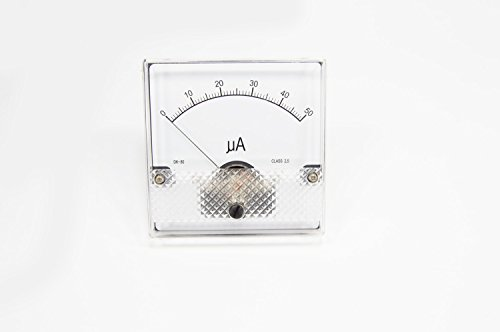 Meter Movement (Meter Movement Ammeter Dc By Electronix Express)
