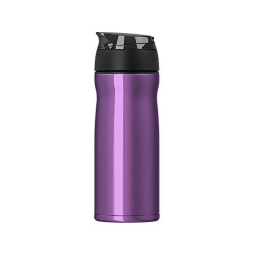 Timolino Omni Classix Vacuum Mug 13 oz. (Scarlet Purple) (Infuser Timolino)