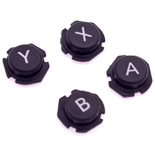 Deal4GO Original ABXY Buttons Replacement for Nintendo Switch Joy Con Controller Right