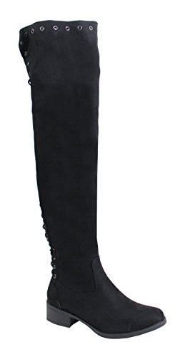 By Shoes Women's Fashion Boots Black Scanhj
