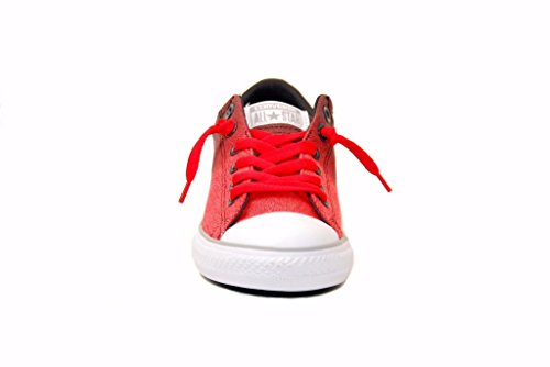Converse Junior CT All Star 651813C Street Slip Sneakers Red z0Ewt5OQf