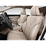Venza '09-'15 (with black piping) Factory Leather Interior replacement Seat Cover Upholstery Kit