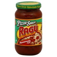 Ragu Pizza Sauce, Homemade Style 14oz packet of2)