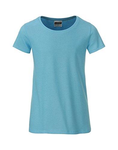 Décontracté Coupe 2store24 shirt Pacific Tee Classique Bio Fille Enfant wA6XRpq