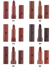 LOVEME 6 Color Cream Lipstick Set