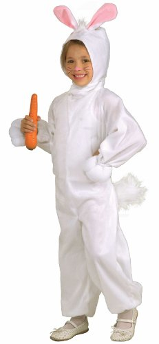 Forum Novelties Bunny Rabbit Costume, Medium (Kids Rabbit Costume)