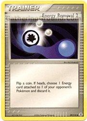 Energy Removal 2 – EX Fire ROT und Leaf Grün – 89 [Spielzeug]