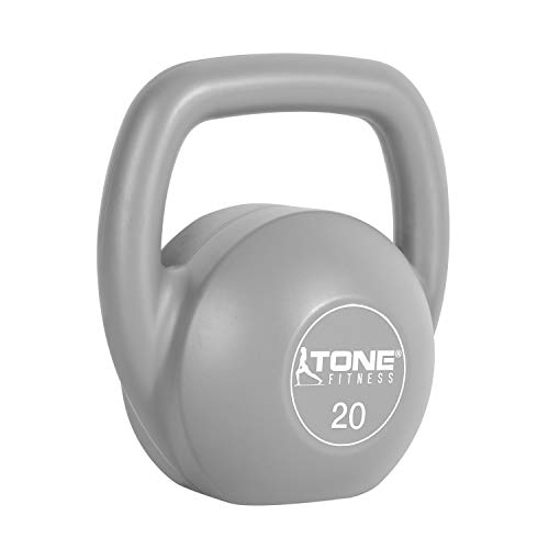 Tone Fitness SDKC2-TN020 Kettlebell, 20 lb by Tone Fitness (Image #2)