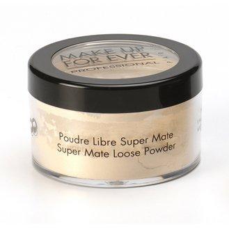 MAKE UP FOR EVER Super Matte Loose Powder #2 Pale Pink -Jumbo size 0.98oz