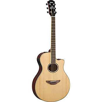 yamaha apx500iii thinline cutaway acoustic electric guitar spruce top thin body. Black Bedroom Furniture Sets. Home Design Ideas