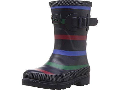 - Joules Kids Baby Boy's Printed Welly Rain Boot (Toddler/Little Kid/Big Kid) Multi Stripe 11 M US Little Kid