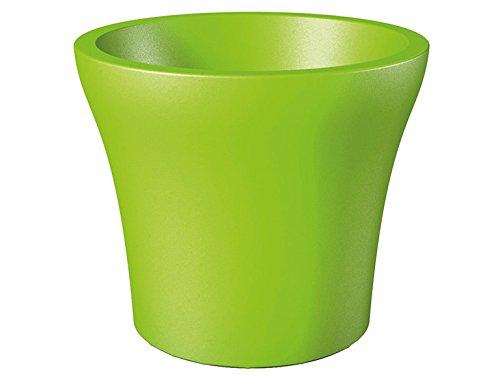 Scheurich 55446 0 268/40 Planter - Green/Pure Lime