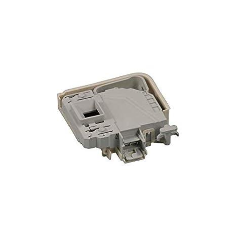 Relé de bloqueo Cerradura de puerta Lavadora Bosch Siemens 616876 ...