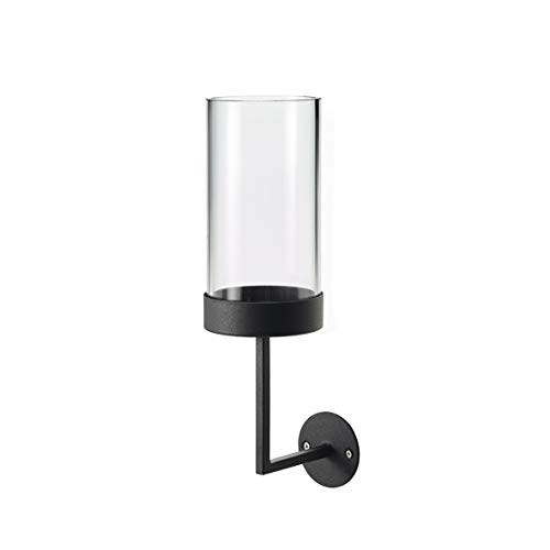 Blomus 65575 Hurricane Wall Sconce, Small