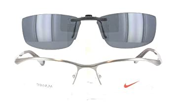 89c70fbd853 NIKE 6037-53X17 POLARIZED CLIP-ON SUNGLASSES (Frame NOT Included ...