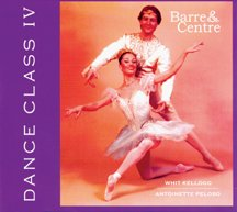 Dance Class IV, Music for Barre & Centre