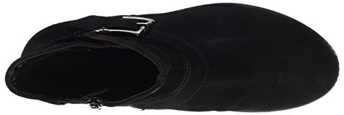 Gabor Kvinder Komfortabel Sport Støvler Sort (47 Sort (mikro)) IxEPSr